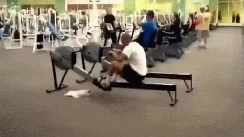 Watch and share Gym GIFs on Gfycat