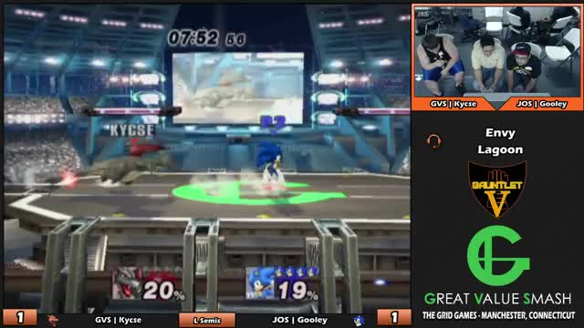 Watch GVS | Kycse (Charizard) VS JOS | Gooley (Sonic) | Gauntlet V Project M | Losers Semis GIF on Gfycat. Discover more project m, super smash brothers GIFs on Gfycat