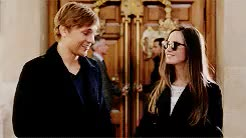Watch always; GIF on Gfycat. Discover more Merritt Patterson, William Moseley, gif by me, mine, the royals, theroyalsedit, whats their ship name? GIFs on Gfycat
