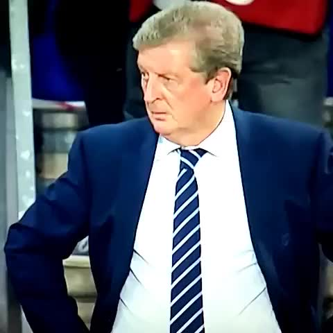 Watch and share Roy Hodgson GIFs on Gfycat