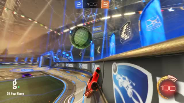 Watch Goal GIF by HoodyHooo (@hoodyh000o) on Gfycat. Discover more Gaming, Goal, Rocket League, RocketLeague, Video Games GIFs on Gfycat