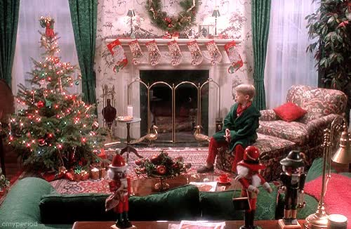 Watch and share Home Alone GIFs on Gfycat