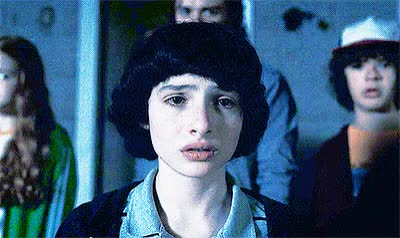 Watch this finn wolfhard GIF on Gfycat. Discover more finn wolfhard, mike wheeler, netflix, stranger things GIFs on Gfycat
