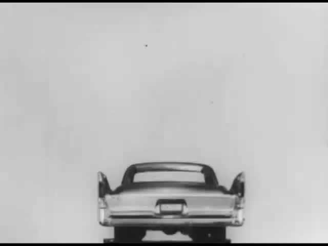 Watch Lift: Via Texaco Ad (1960s) Gif: Marc Rodriguez. GIF by Marc Rodriguez (@marcrodriguez) on Gfycat. Discover more 1960s, Marc Rodriguez, TV, ad, auto, automobile, black and white, car, cars, classic, commercial, fins, lift, vintage GIFs on Gfycat