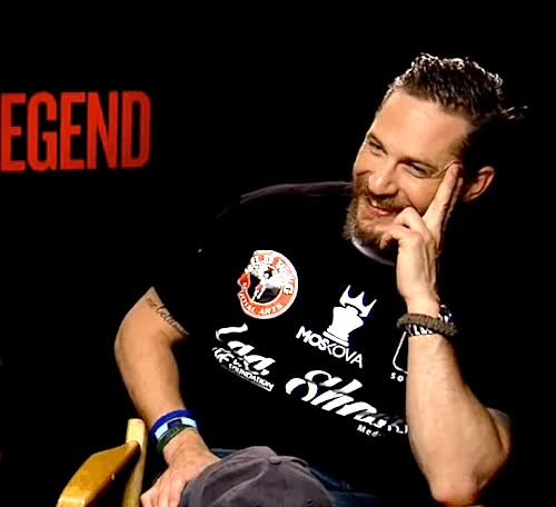 Watch this tom hardy GIF on Gfycat. Discover more tom hardy GIFs on Gfycat