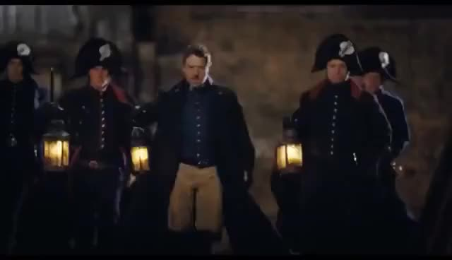 Watch this trending GIF on Gfycat. Discover more Cosette, Javert, Jean ValJean, Les Mis, Les Miserables GIFs on Gfycat