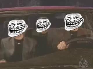 meme, memes, trollface, trololol, What is Troll? GIFs