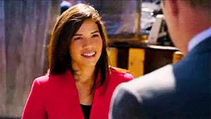 Watch this trending GIF on Gfycat. Discover more actress, america ferrera, aw my baby, beautiful, gif, gifs, gorgeous, light of my life, mine, natalie flores, she looks adorable, the good wife, tv show GIFs on Gfycat