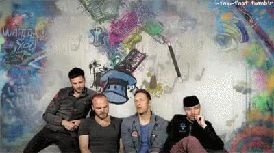 Watch and share Coldplay GIFs on Gfycat