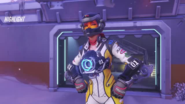 Watch tracer 18-06-14 00-25-33 GIF on Gfycat. Discover more highlight, overwatch GIFs on Gfycat