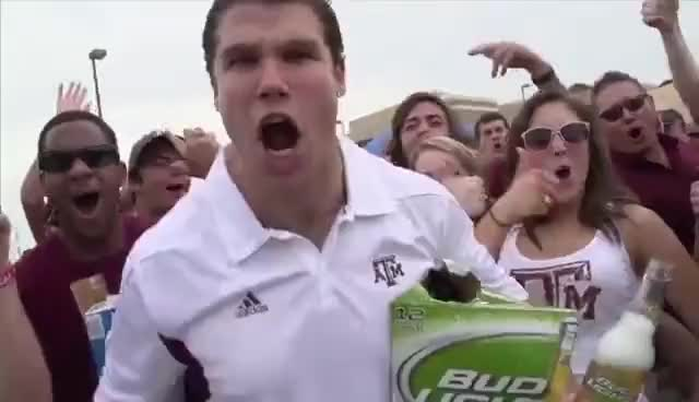 Watch Michael from A&M - Tailgate Rivals Ultimate Tailgater GIF on Gfycat. Discover more related GIFs on Gfycat