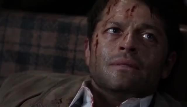 Supernatural 12x12 Castiel Youre My Family I Love You I Love All