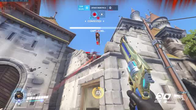 Watch and share Overwatch GIFs and Mcree GIFs by capyow on Gfycat