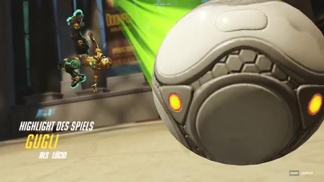 Watch and share Lucio POTG GIFs on Gfycat