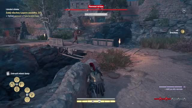 Watch and share Assassin's Creed® Odyssey 20180929200008 GIFs on Gfycat