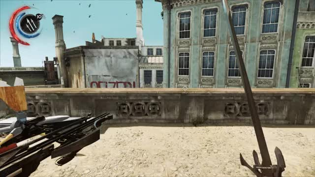 Watch and share Dishonored 2 GIFs and Dishonored2 GIFs by Shoro on Gfycat