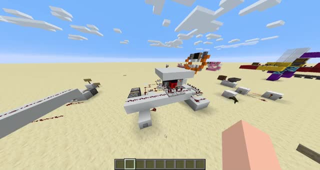 Watch and share Minecraft 1.14.2 6 14 2019 6 37 18 PM GIFs on Gfycat