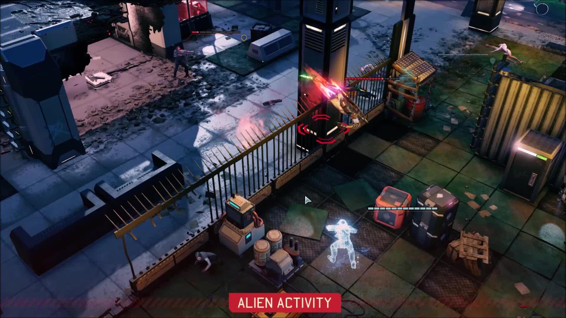 XCOM Mimic beacon OP GIFs