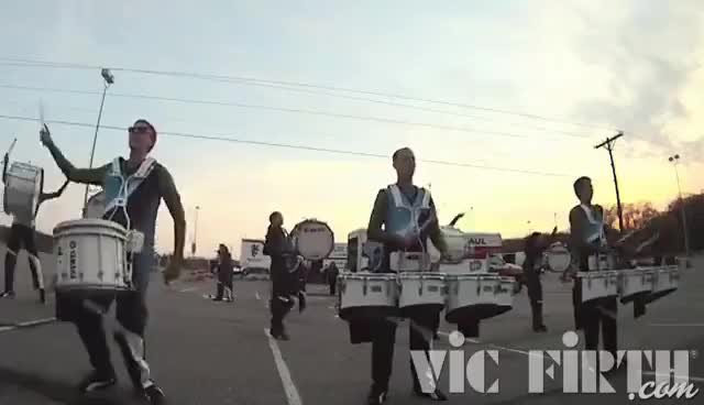 Watch Pacifica 2011 GIF on Gfycat. Discover more drumline pacifica GIFs on Gfycat