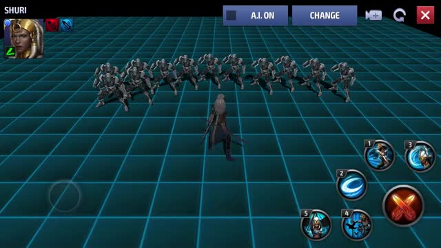 Watch and share Shuri - Basic Attack GIFs by iMuffles on Gfycat