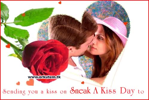 Watch and share Happy Kiss Day Honey GIFs on Gfycat