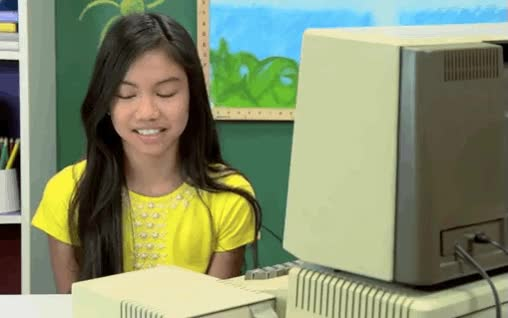 Watch and share Computer Kid GIFs on Gfycat