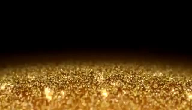 Watch and share Gold Dust Wind Particles GIFs on Gfycat