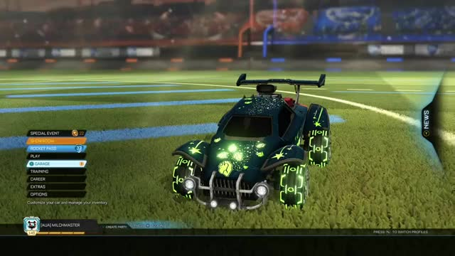 Watch Stars GIF by Gamer DVR (@xboxdvr) on Gfycat. Discover more MILCHMASTER, RocketLeague, xbox, xbox dvr, xbox one GIFs on Gfycat
