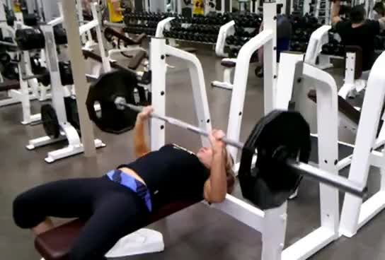 Watch and share Bench Press GIFs on Gfycat