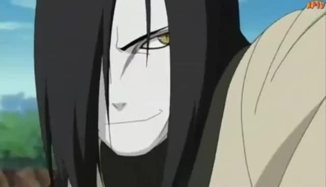 Orochimaru Naruto Gifs Search | Search & Share on Homdor