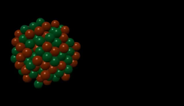 Watch Alpha decay - 3D animation GIF on Gfycat. Discover more related GIFs on Gfycat