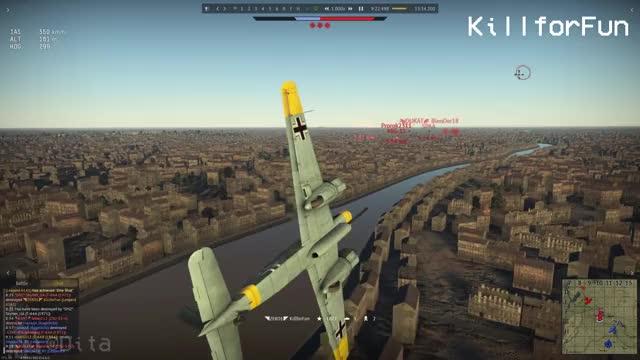 Watch and share German Prop Job Vs Russian Jet GIFs by Tman2bard on Gfycat