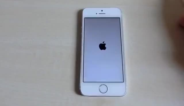 Watch and share Apple IPhone 5s Bluescreen And Reboot Failure IOS 9.2.1 GIFs on Gfycat