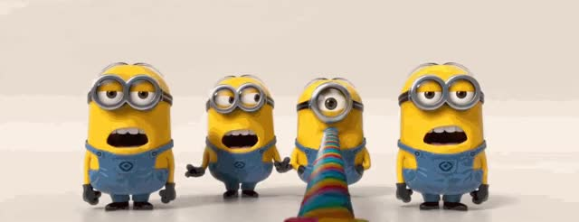 Watch and share Minions 1 GIFs on Gfycat