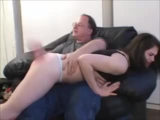 grandad gets coarse with Faith Leon