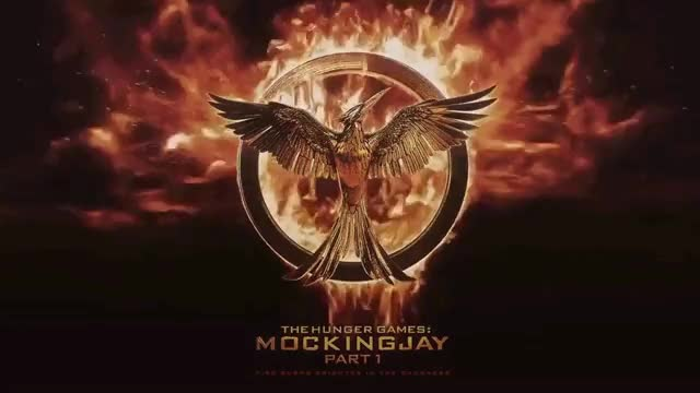 Watch and share Mockingjay Gif I Made From The Latest Video Poster [Link For Higher Resolution In Comments] (reddit) GIFs on Gfycat