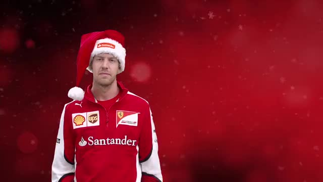 Watch Festive wishes from Ferrari drivers GIF on Gfycat. Discover more ferrari, formula1, vettel GIFs on Gfycat