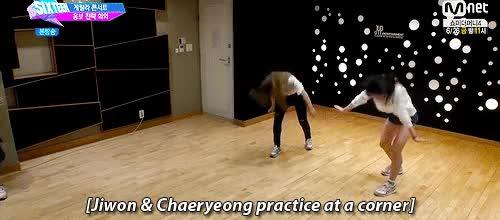 Watch eei ; GIF on Gfycat. Discover more AHahjahAHAHAHA BLESS CHAERYEONG, chaeryeong, dahyun, gifs, jiwon, jyp sixteen, m:chaeryeong, m:dahyun, m:jiwon, sixteen GIFs on Gfycat