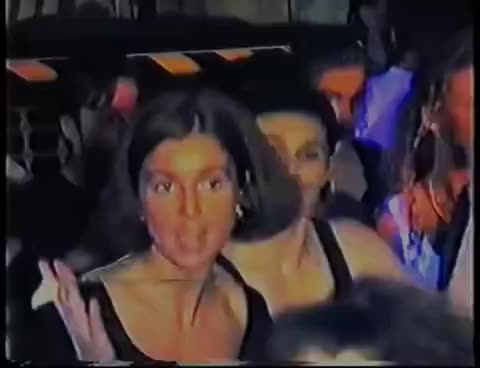mdma warehouse party ecstasy rave, Doncaster Warehouse Girl GIFs