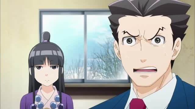 Watch and share Aceattorney GIFs and Anime GIFs on Gfycat