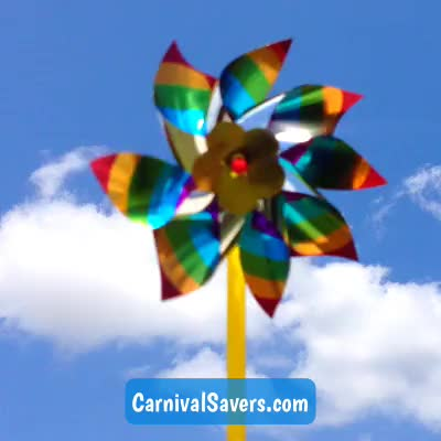 Watch and share Carnival Prizes GIFs and Pinwheel GIFs by Carnival Savers on Gfycat
