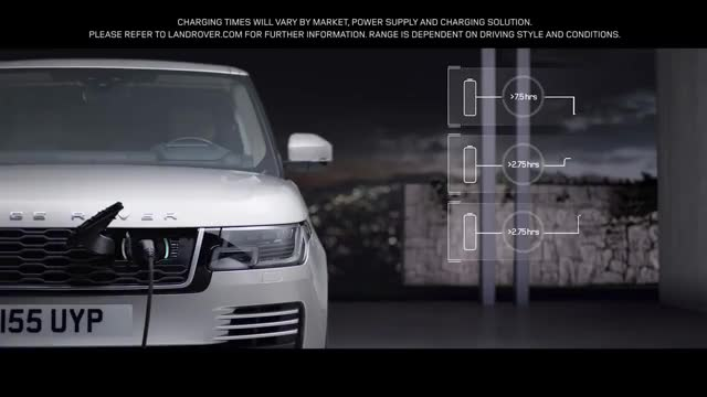 Watch and share New Range Rover – Plug-In Hybrid Electric Vehicle GIFs on Gfycat
