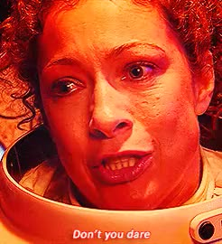 Watch and share Forest Of The Dead GIFs and Alex Kingston GIFs on Gfycat