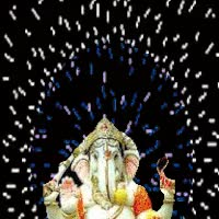 Watch and share Ganpati Bappa GIFs on Gfycat