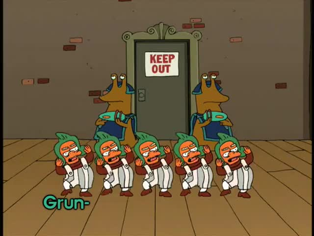 Watch Darmed Guards GIF by @b2n on Gfycat. Discover more futurama GIFs on Gfycat