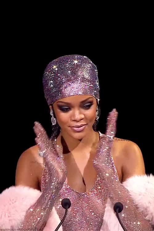 Watch and share Rihanna GIFs on Gfycat