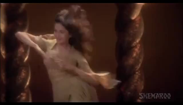 Watch Bechain Hoon Main - Madhuri Dixit - Anil Kapoor - Rajkumar - Hindi Song GIF on Gfycat. Discover more related GIFs on Gfycat