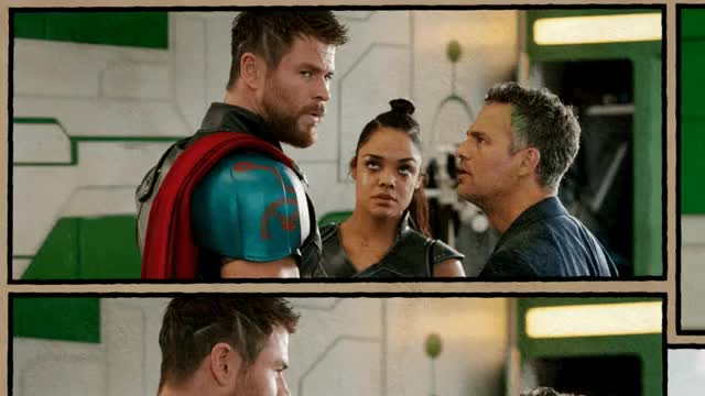 Watch and share Thor Ragnarok GIFs by Ricky Bobby on Gfycat