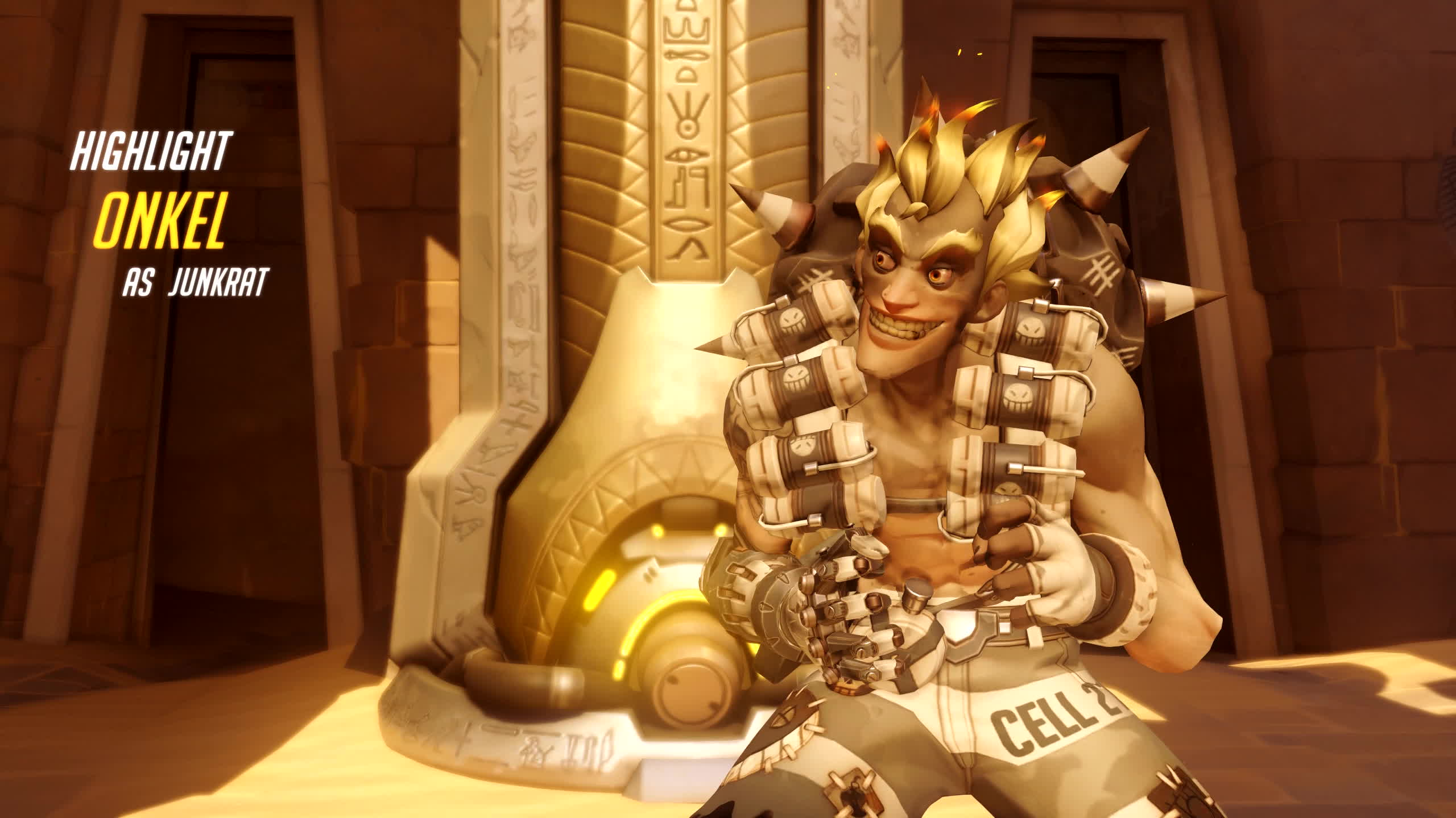 junkrat, owerwatch, Close call point GIFs