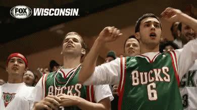 Wisconsin Bucks! GIFs